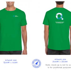 irish green tshirt